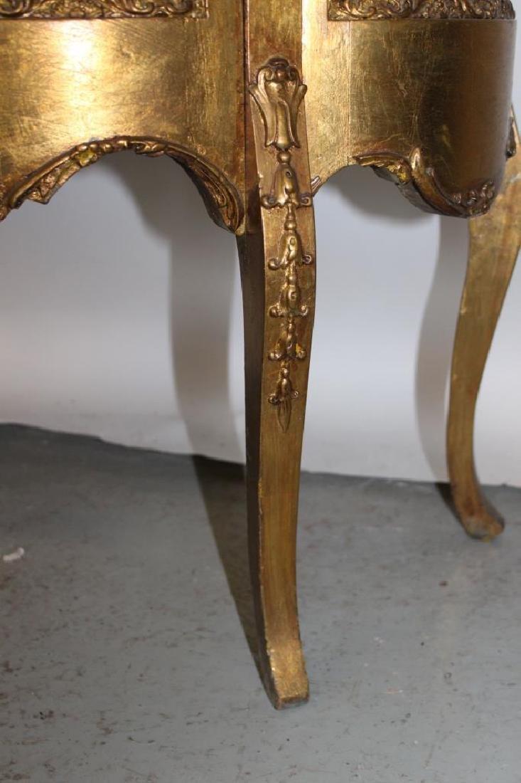 French Gold Gilt Curio - 4