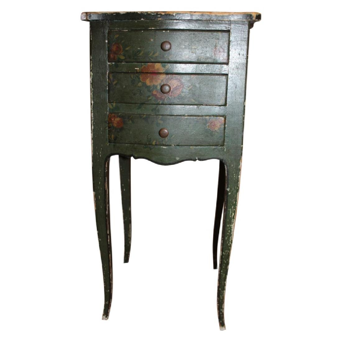 Pair of Antique French Nightstands - 3