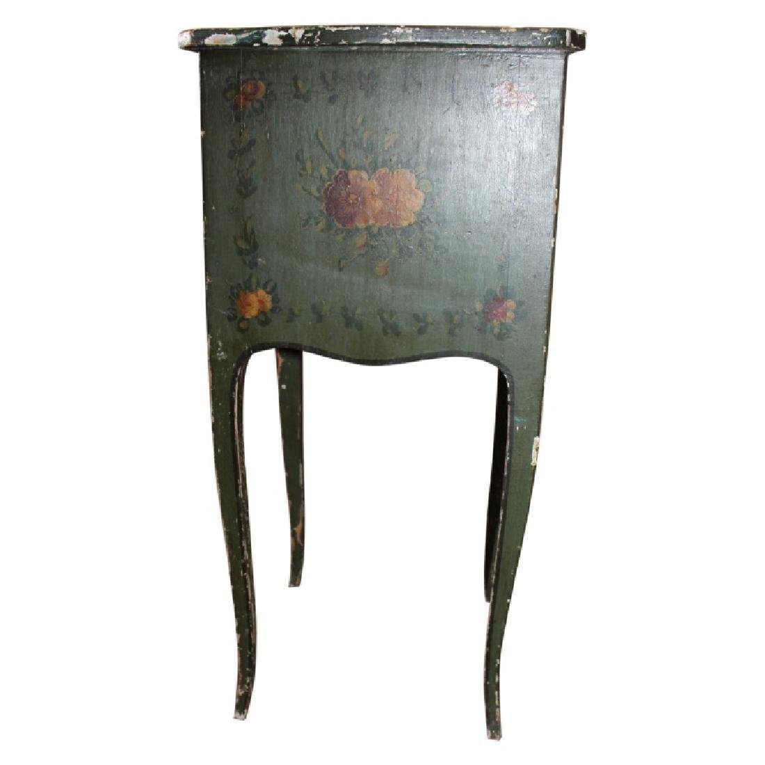 Pair of Antique French Nightstands - 4