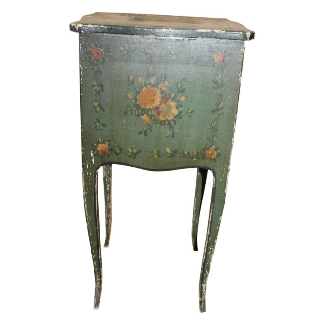 Pair of Antique French Nightstands - 5