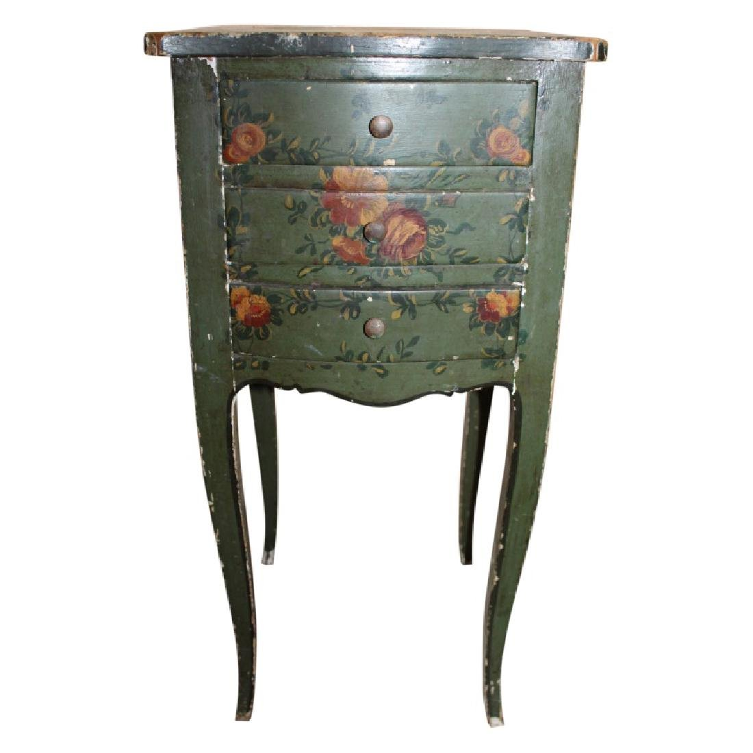 Pair of Antique French Nightstands - 7