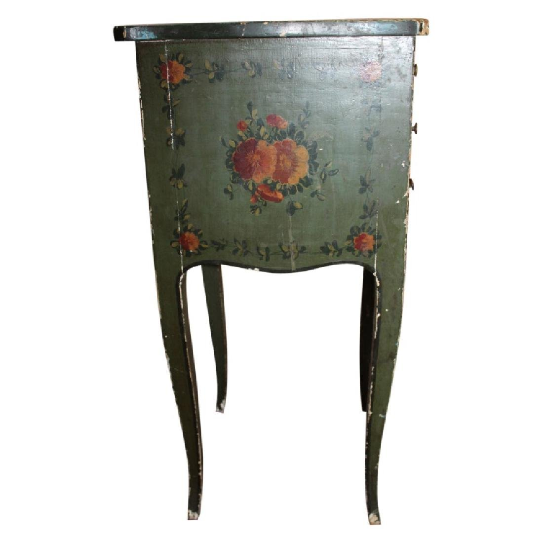 Pair of Antique French Nightstands - 8