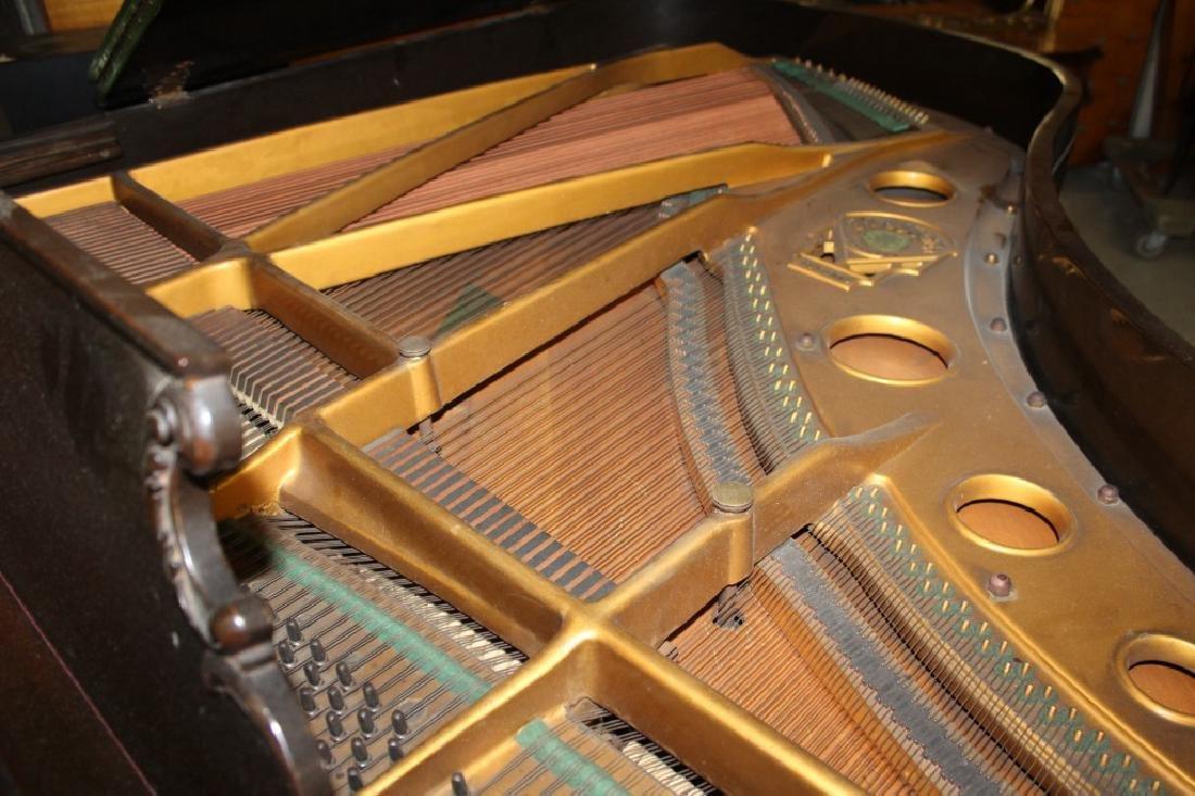 Fischer Baby Grand Piano - 7