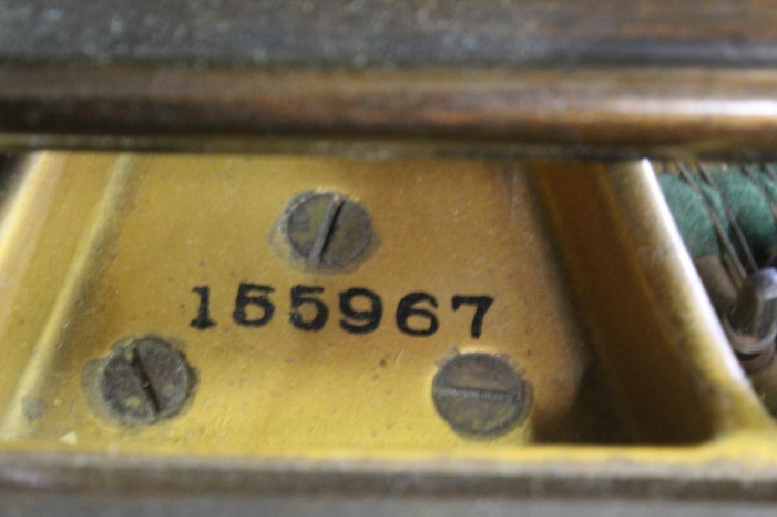 Fischer Baby Grand Piano - 9