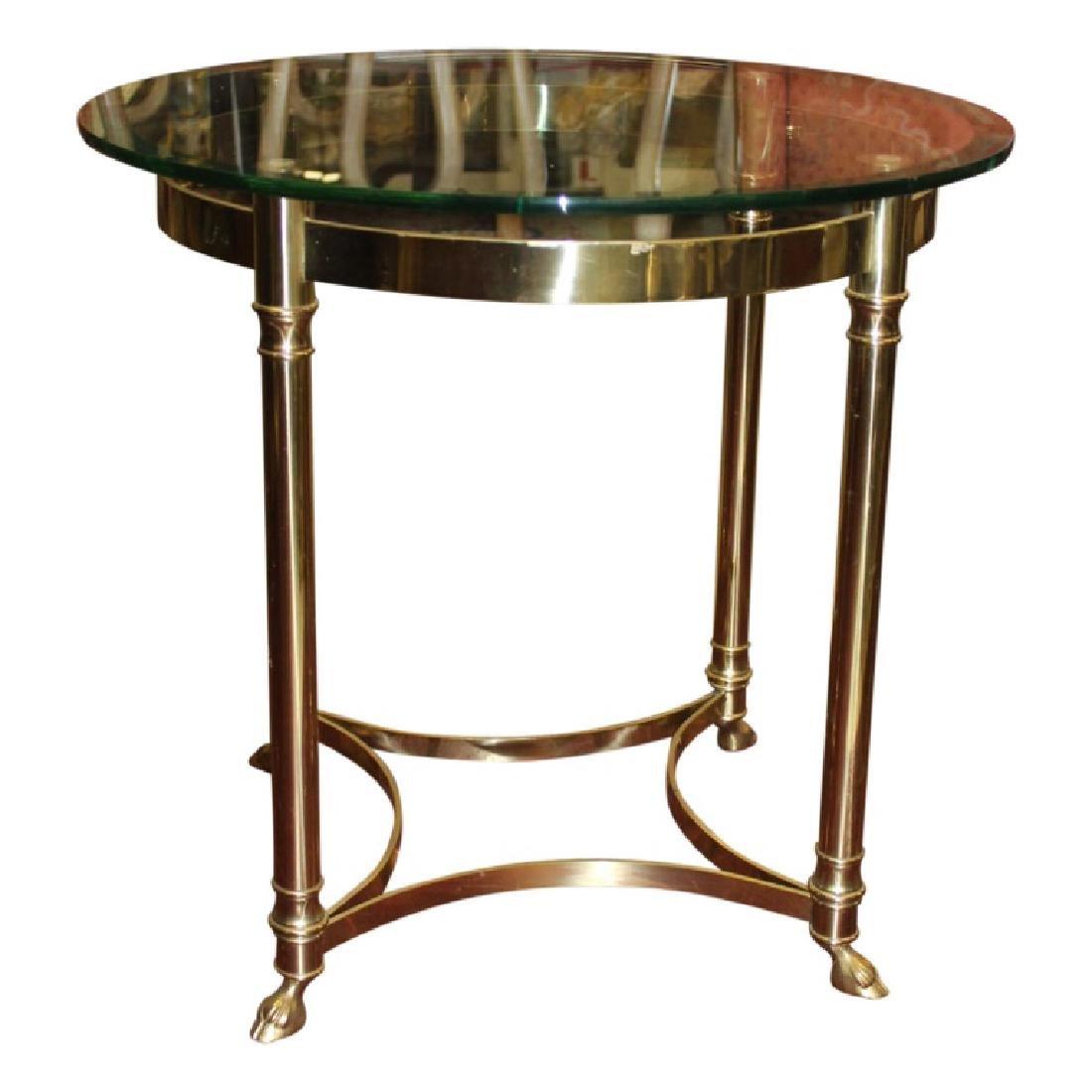 La Barge End Table