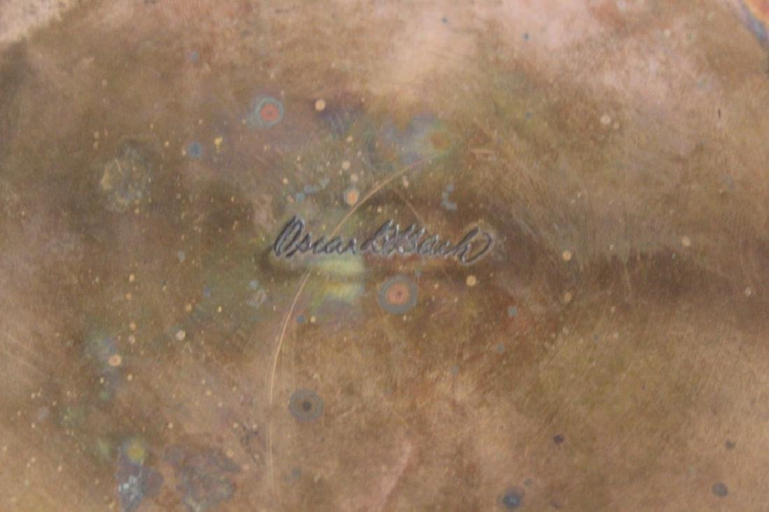 Oscar Bach Deco Ashtray - 7