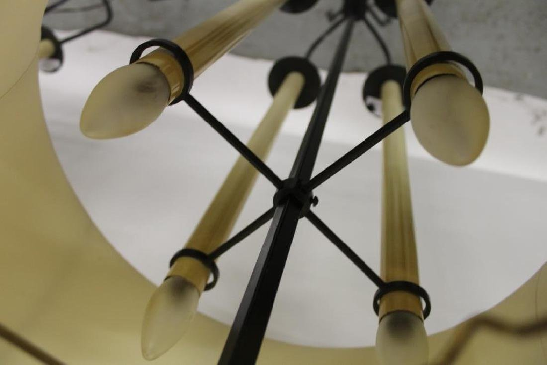 Pair of Tommi Parzinger Floor Lamps - 5