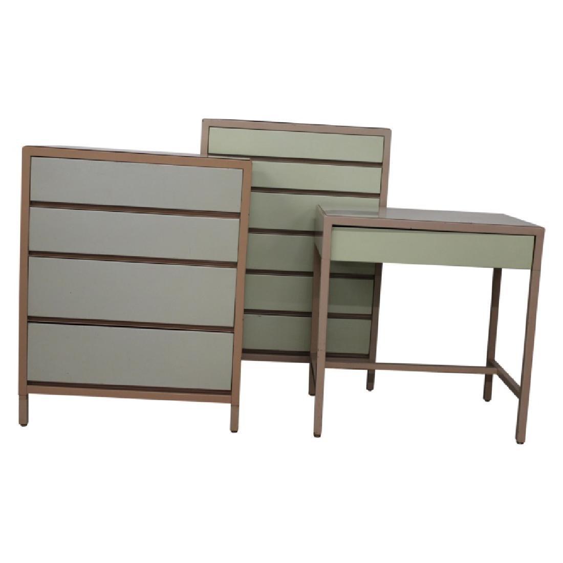3 PC Modern Bedroom Set by Superior Sleep Rite - 3
