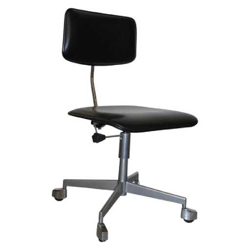 Vintage Labofa Mid Century Modern Office Chair