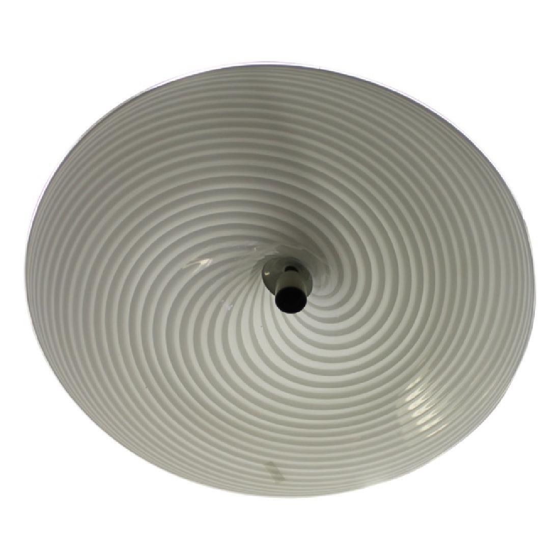 Murano Disk Chandelier