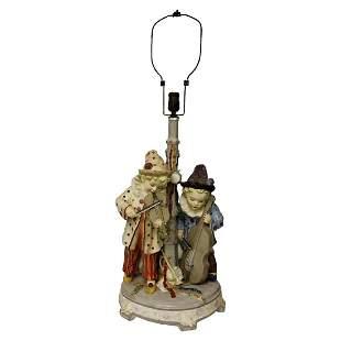 Vienna Austria Lamp