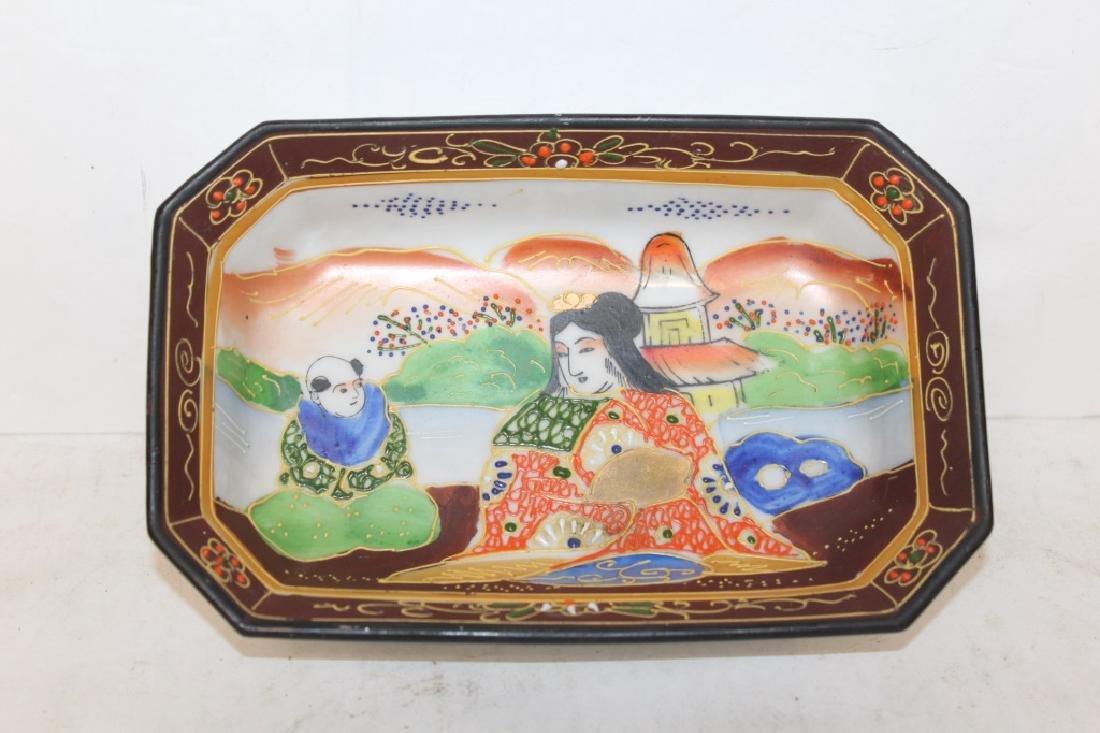 Asian Tea Set - 21 PCS - 8