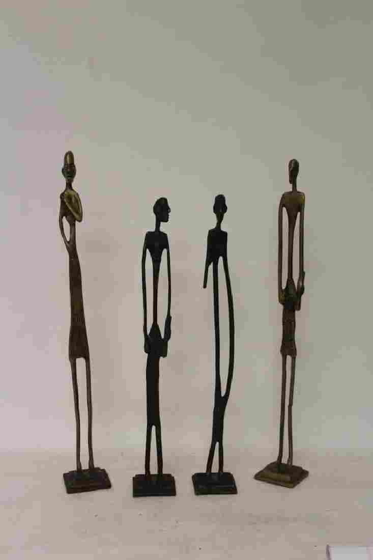 Abstract Linear Figures - 4PCS