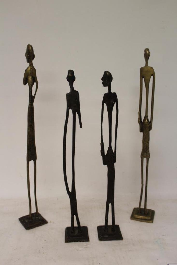 Abstract Linear Figures - 4PCS - 2