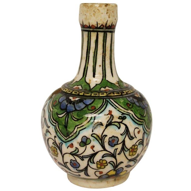 Persian Bulbous Vase