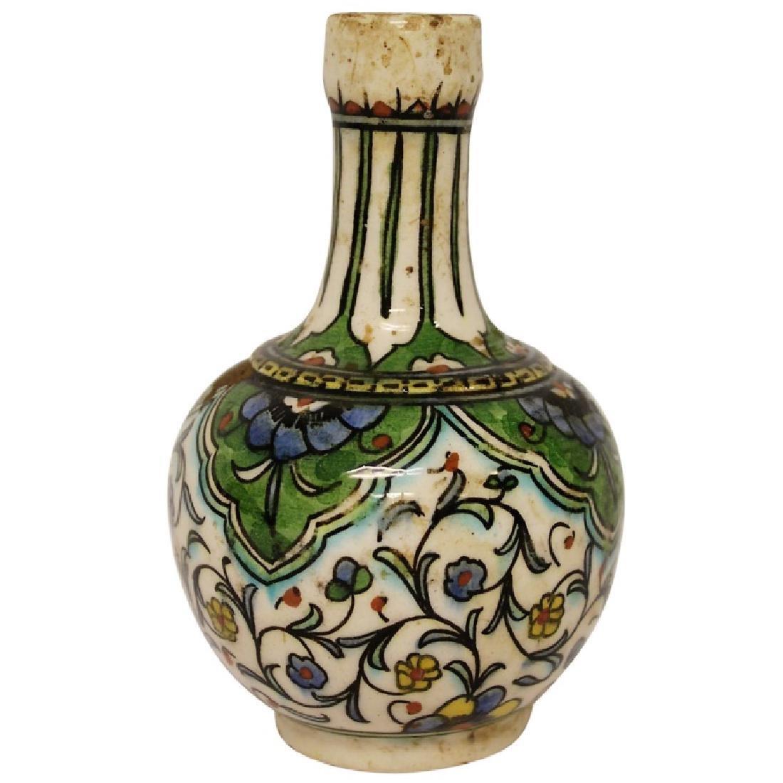 Persian Bulbous Vase - 2