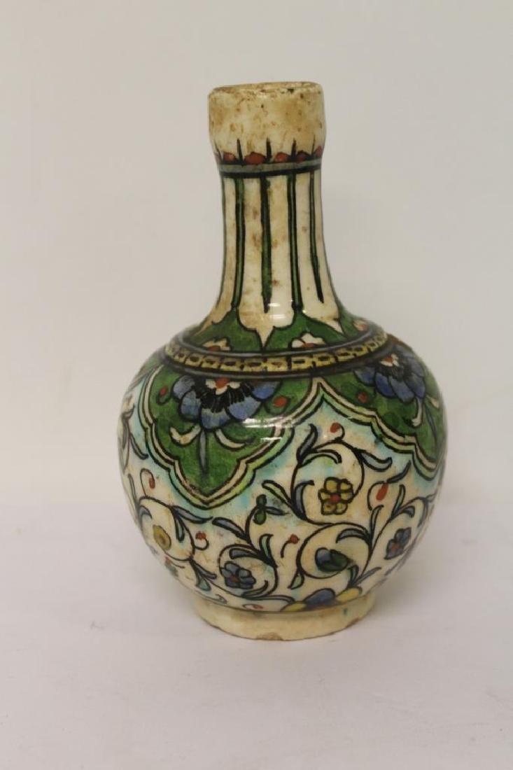 Persian Bulbous Vase - 4