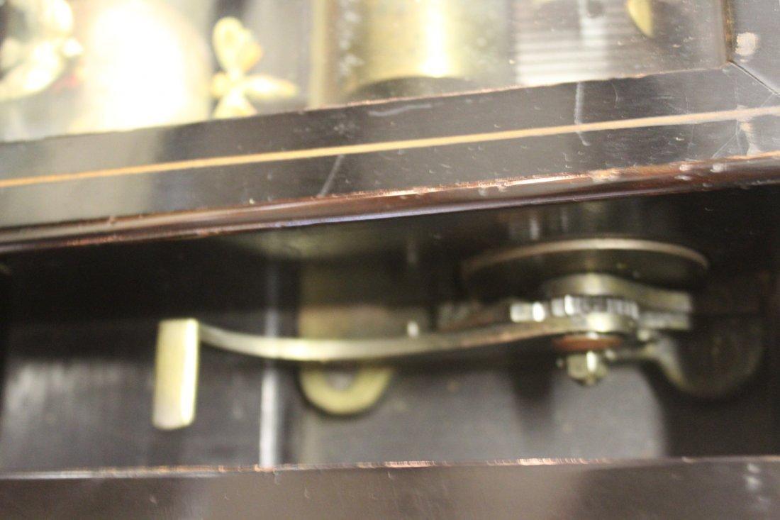 Swiss Music Box - Henry Gautschi & Sons Philadelphia PA - 7