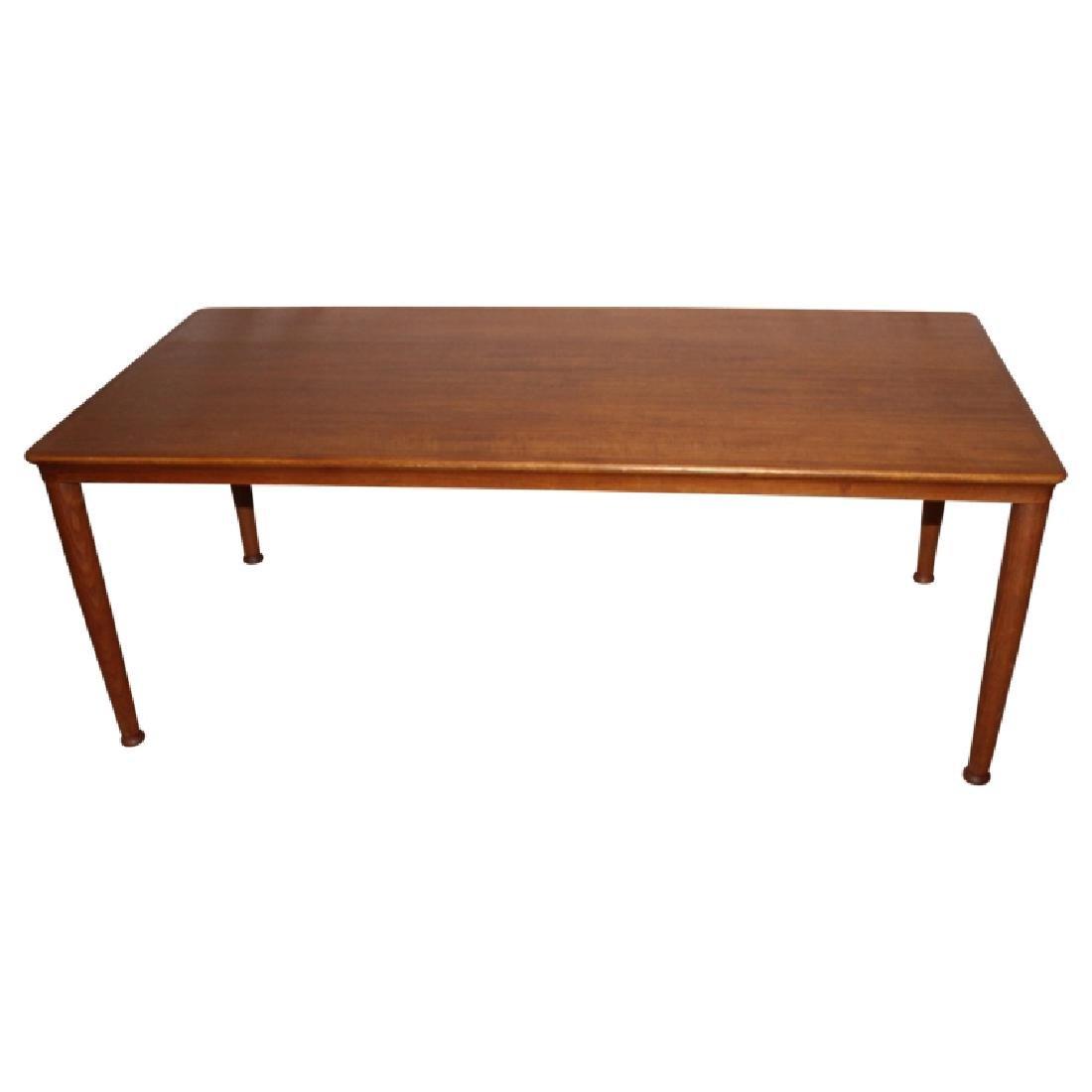 Mid Century Modern Long Coffee Table