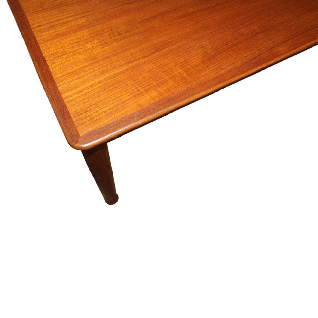 Mid Century Modern Long Coffee Table - 3