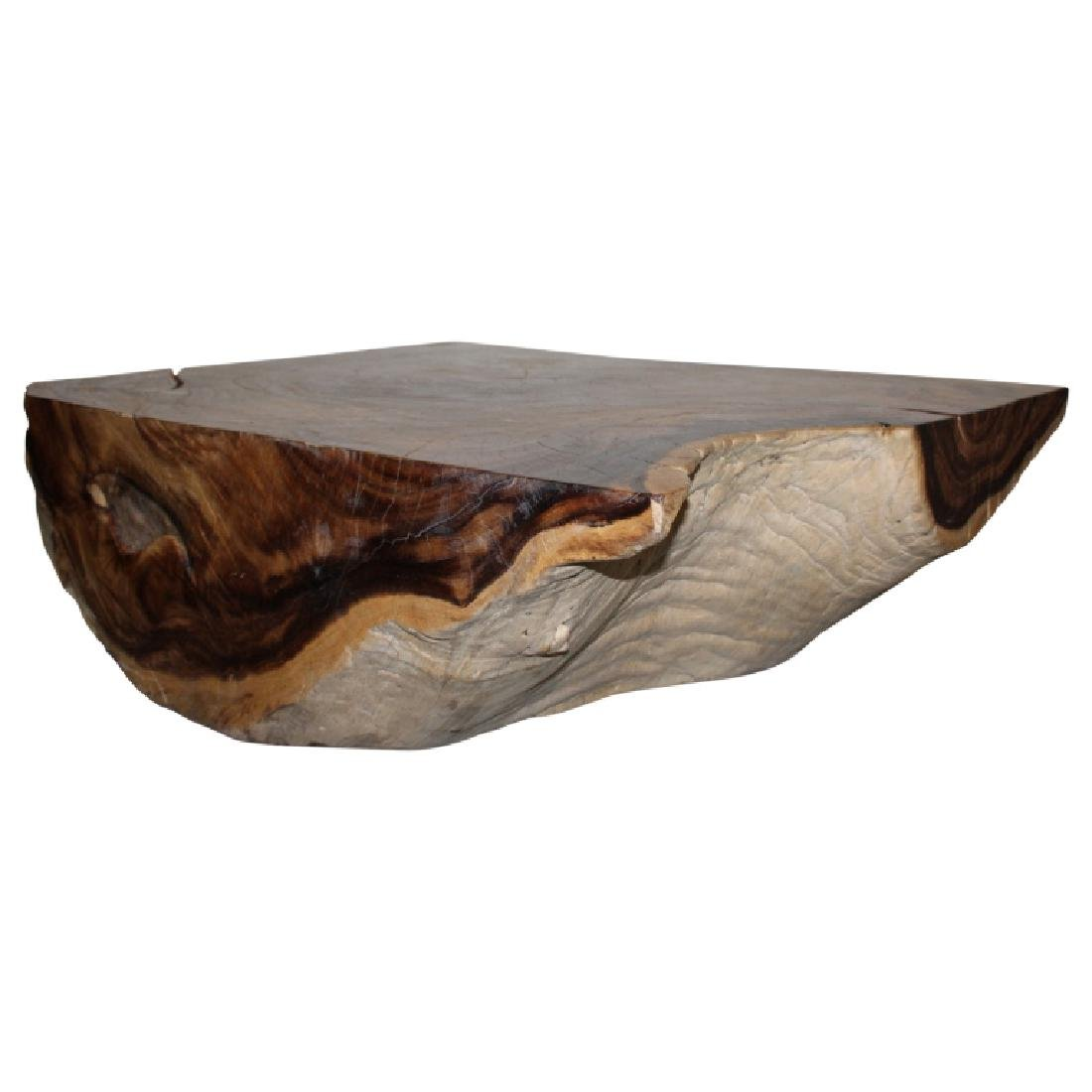 Nakashima Style Organic Walnut Coffee Table