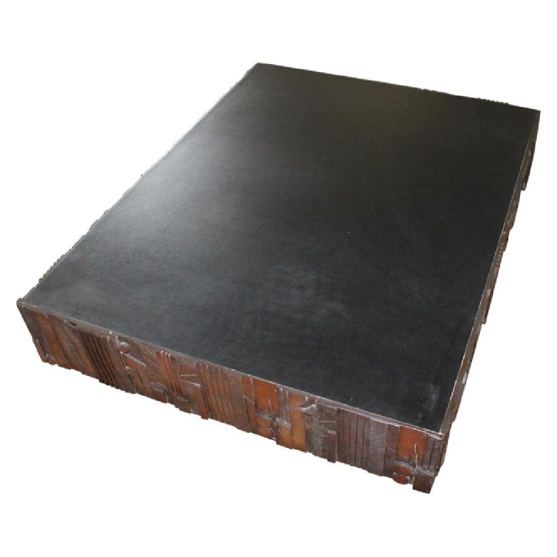 Brutalist Style Coffee Table