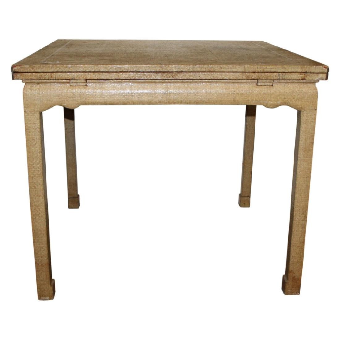Karl Springer Dining Table