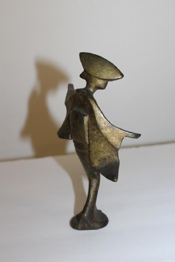 Bronze Modern Figure of a Woman - 3