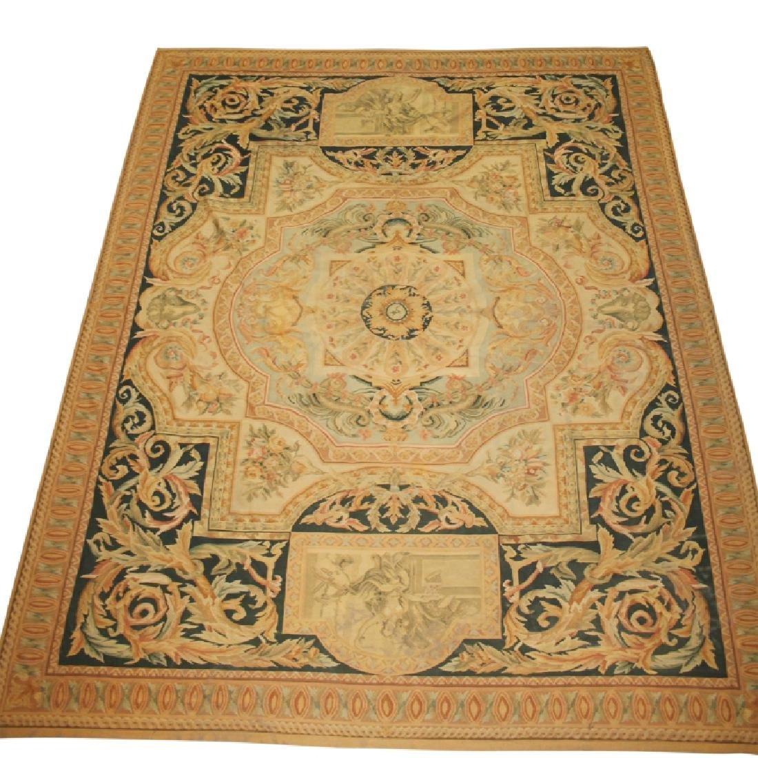 Needlepoint Carpet
