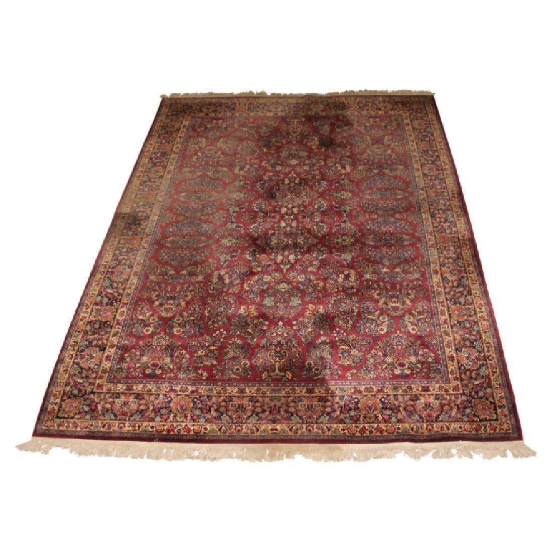 Maroon Carpet