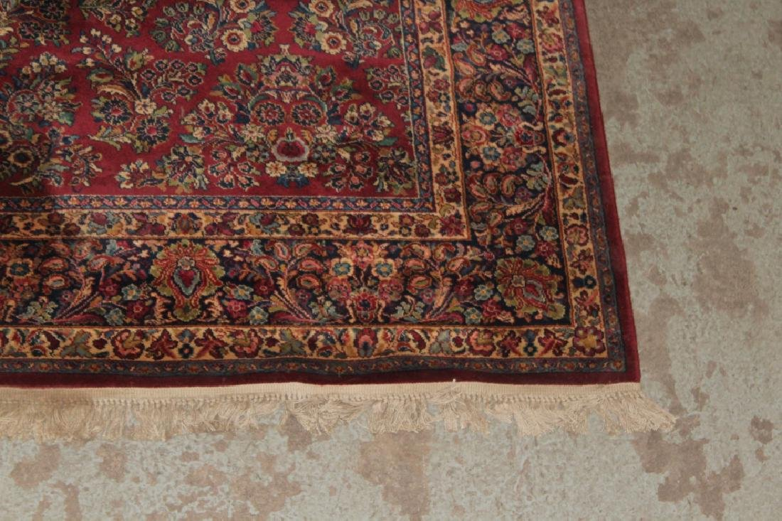 Maroon Carpet - 4