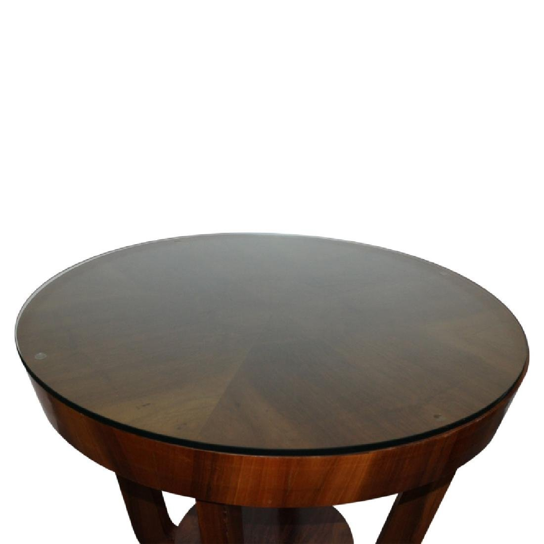 Fine French Art Deco Center Table - 4