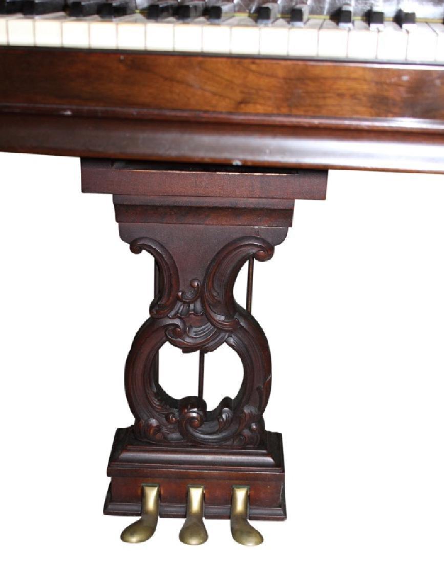 Fischer Baby Grand Piano - 4