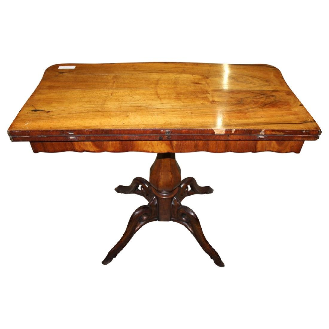 Antique Game Table