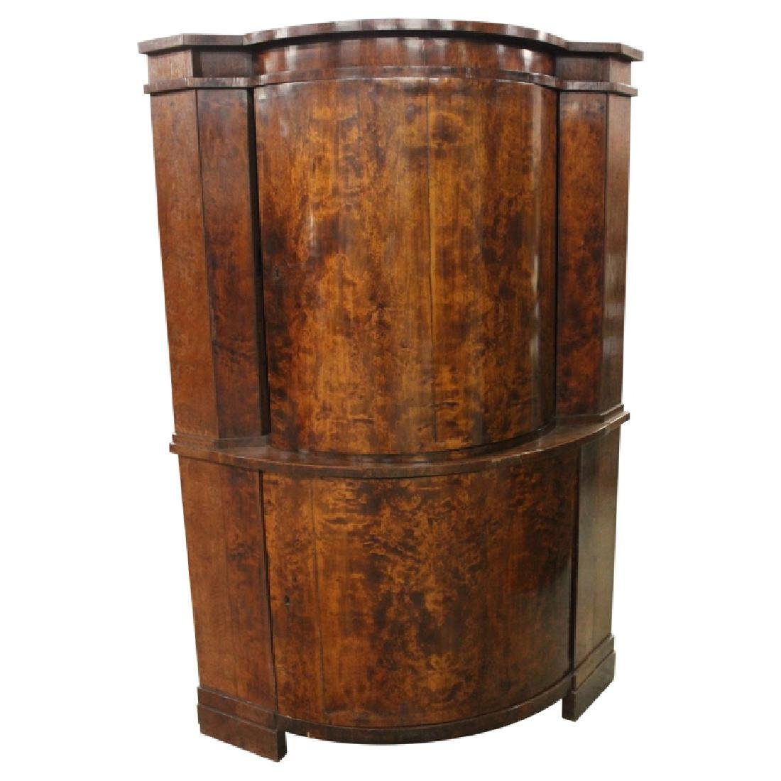 Empire Corner Cabinet