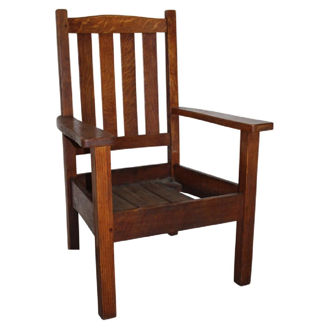 Stickley Brothers Mission Chair