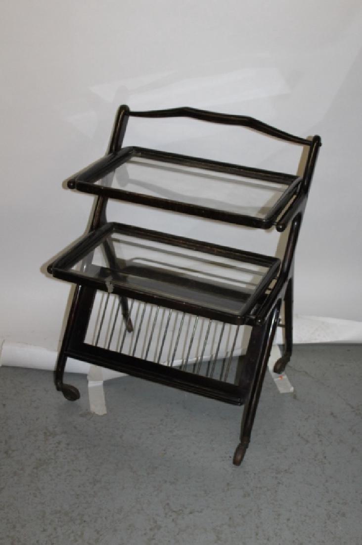 Antique 3-Tiered Serving Cart by Dunbar - 3