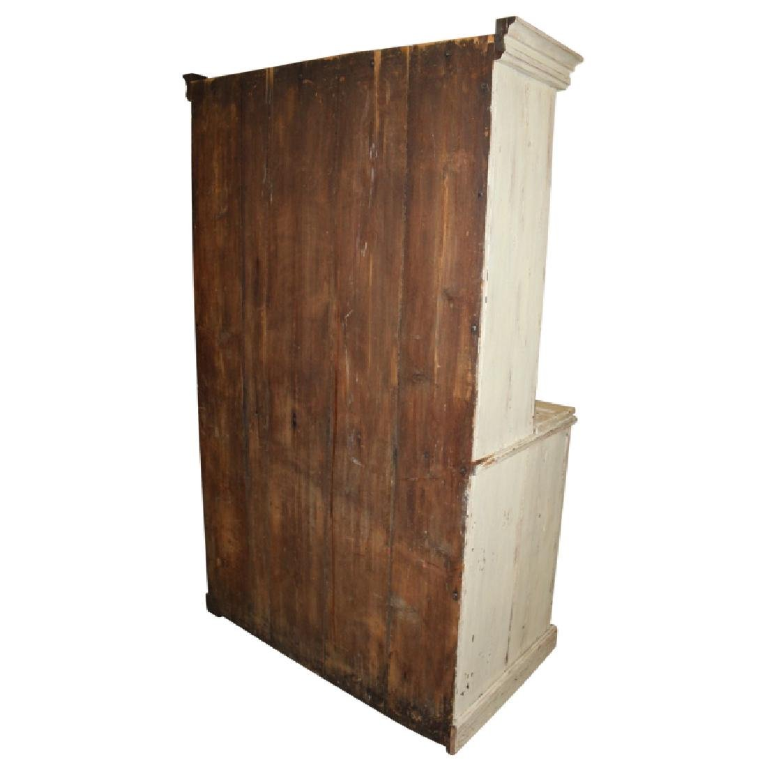 1830s Stepback Cupboard - 3