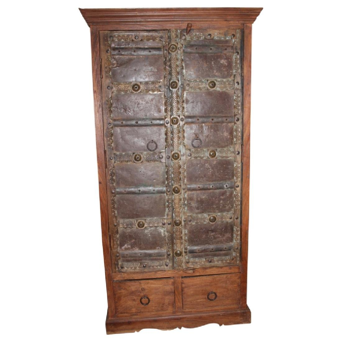 Spanish Revival Cabinet