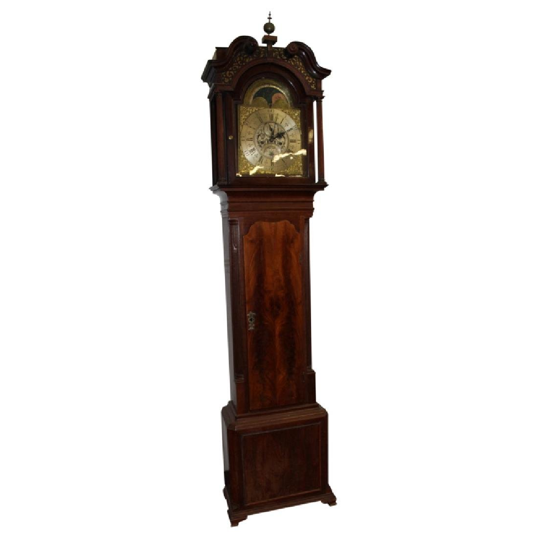 Dollif Rollisson, Halton Grandfather Clock