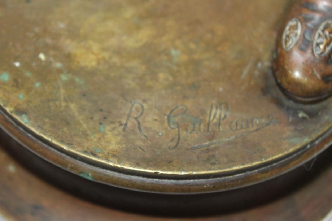 Large Louis XV Bronze Jester - 5