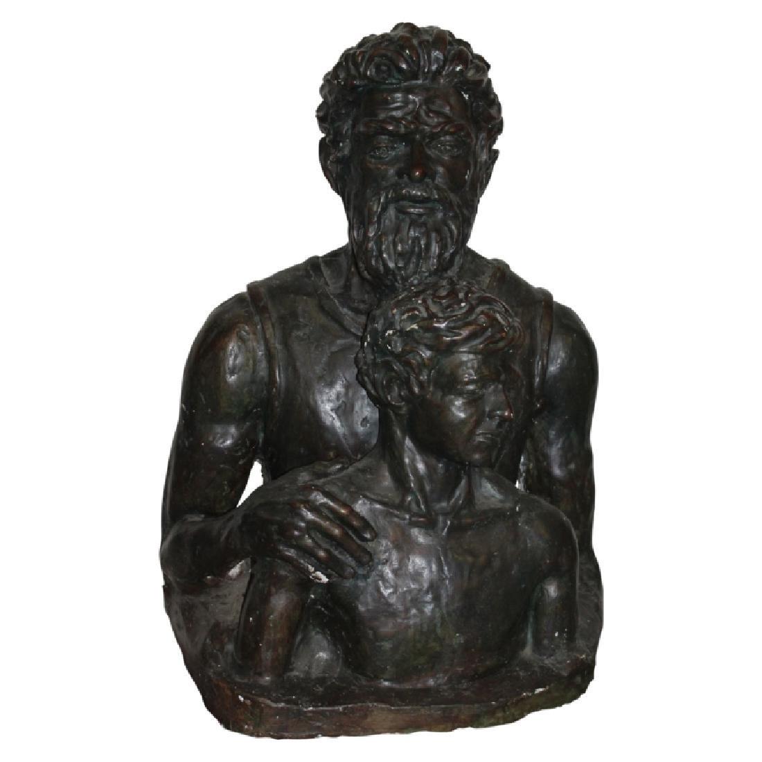 Large Greek Sculpture