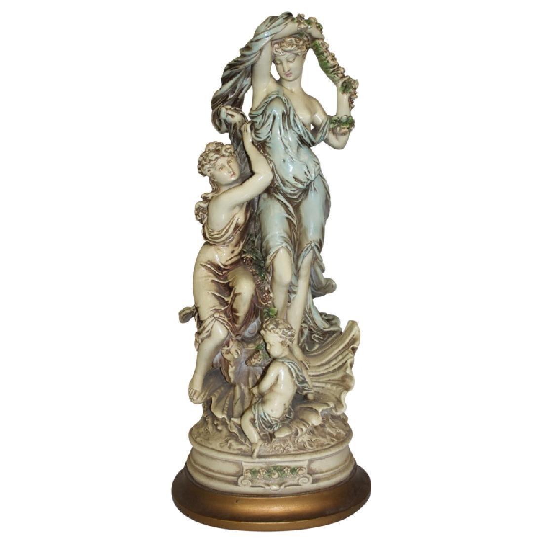 Grecian Goddess Sculpture