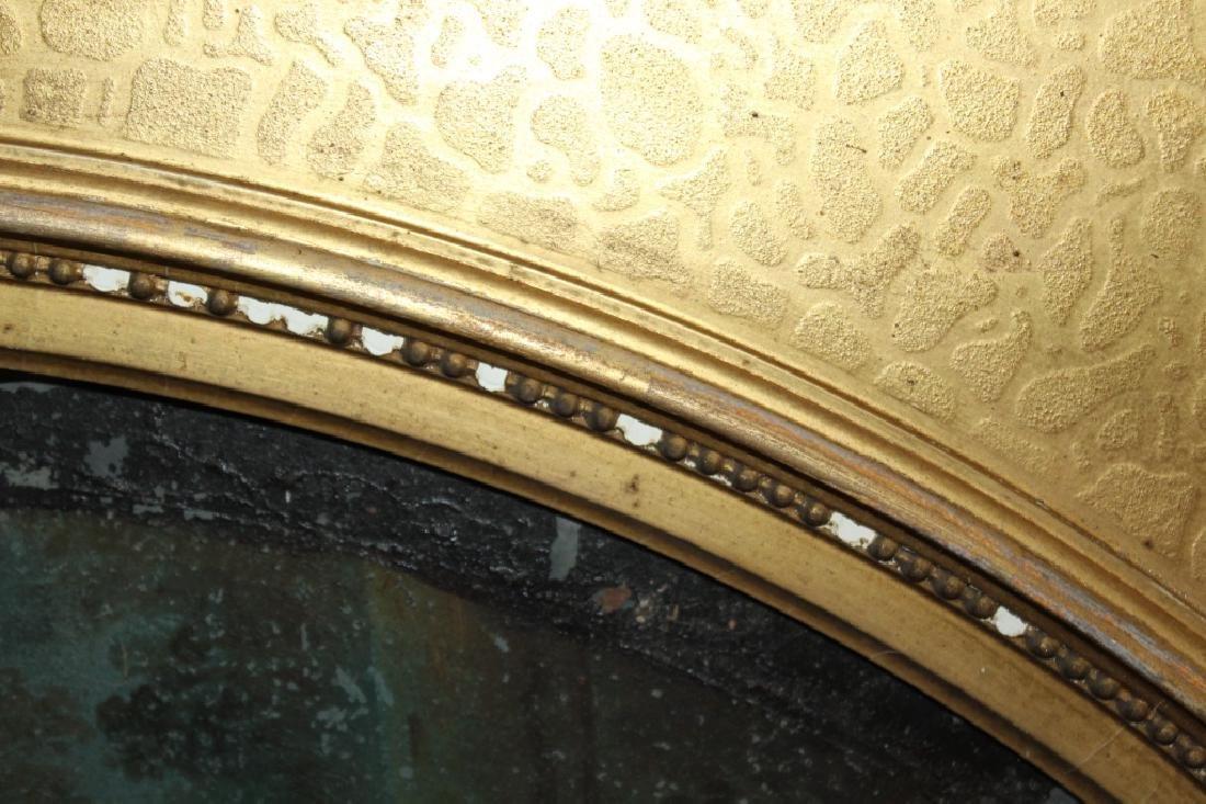 Gold Gilt Period Frame with Tin Artwork - 4