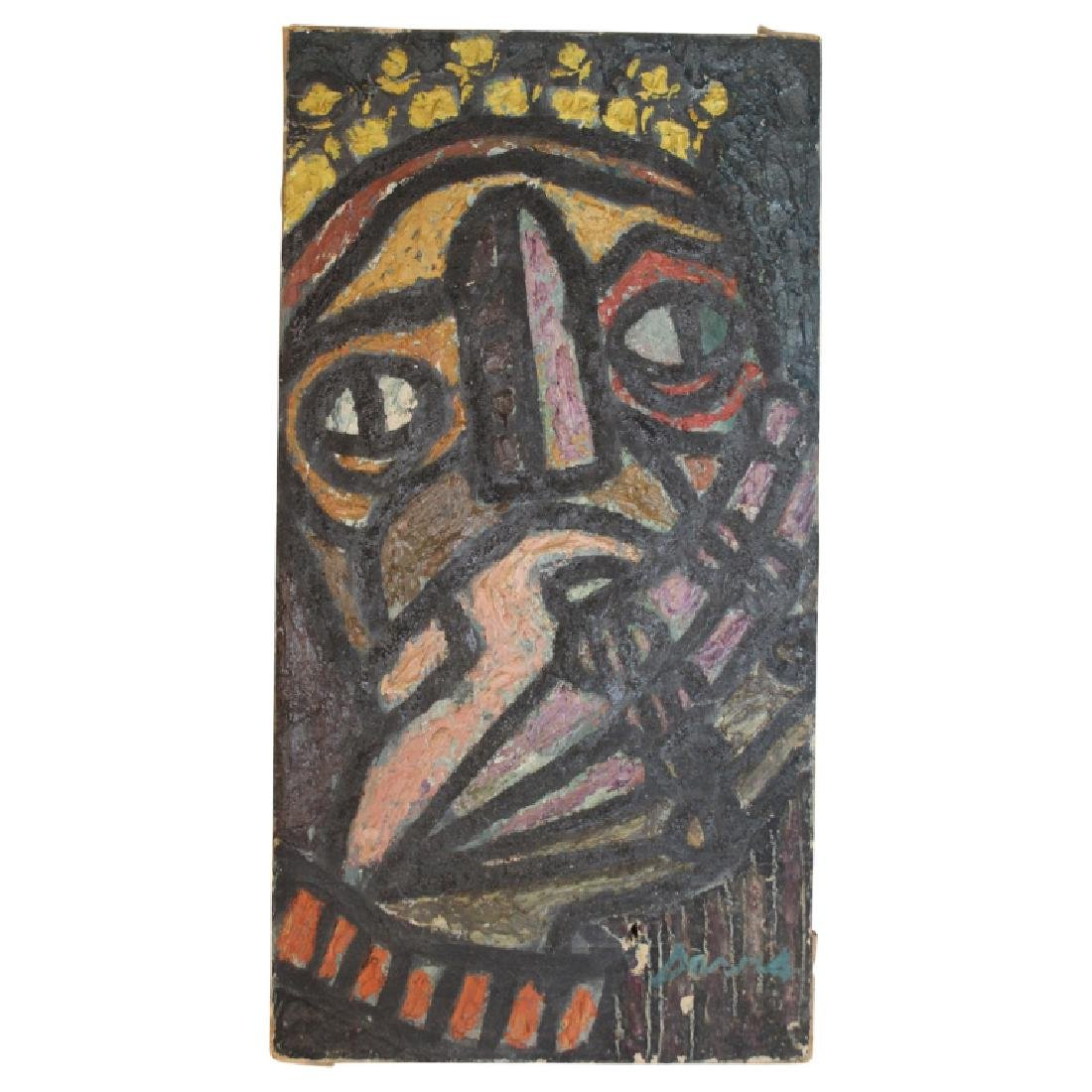 Georges Rouault Style Oil Painting