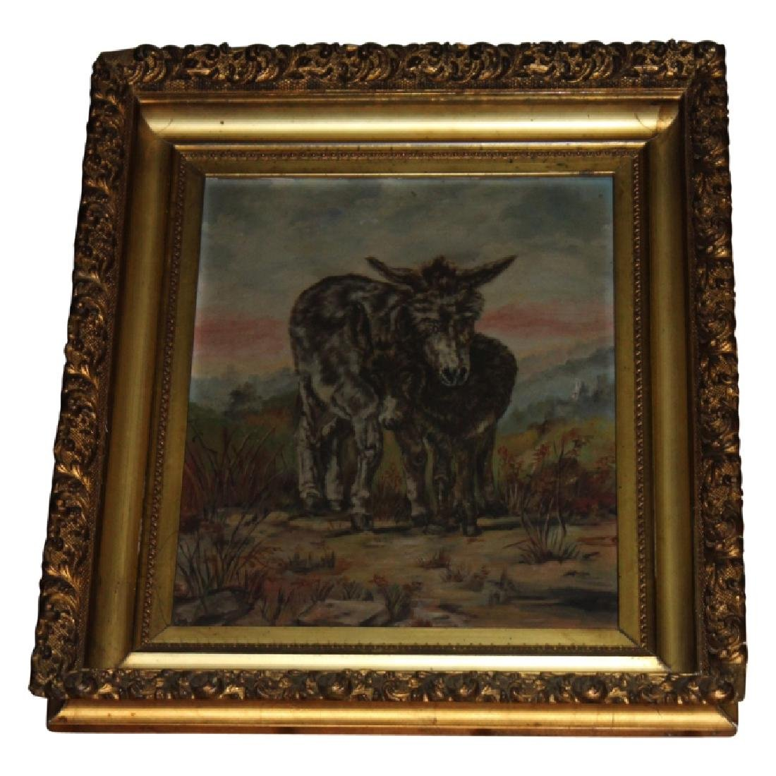 Wildlife Oil on Canvas