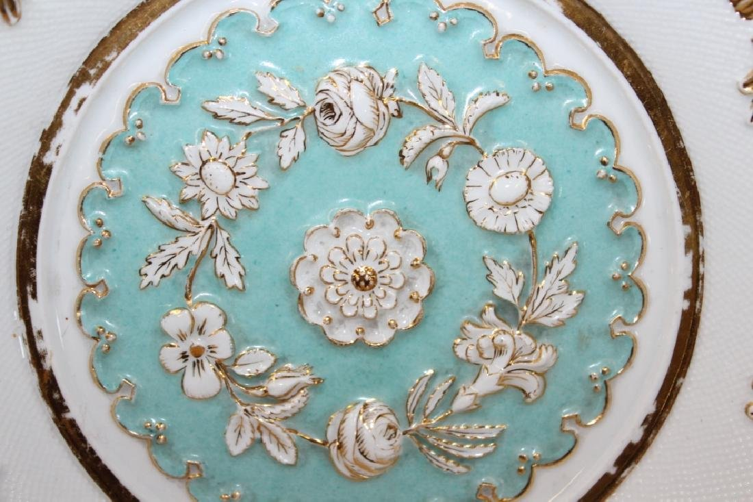 Pair of Meissen Baroque Style Plates - 2