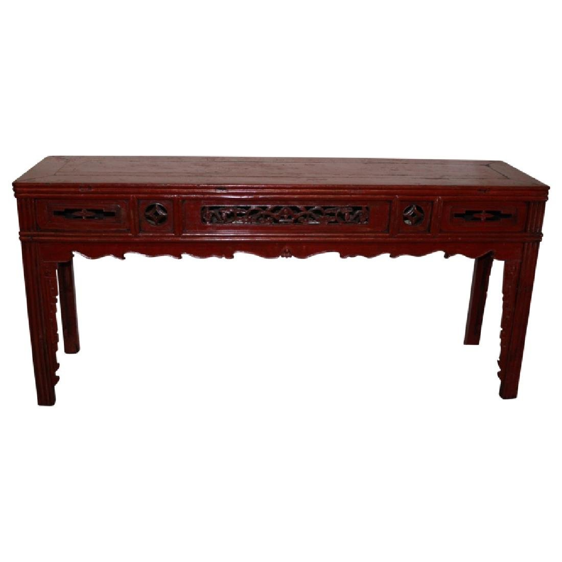 Asian Alter Table
