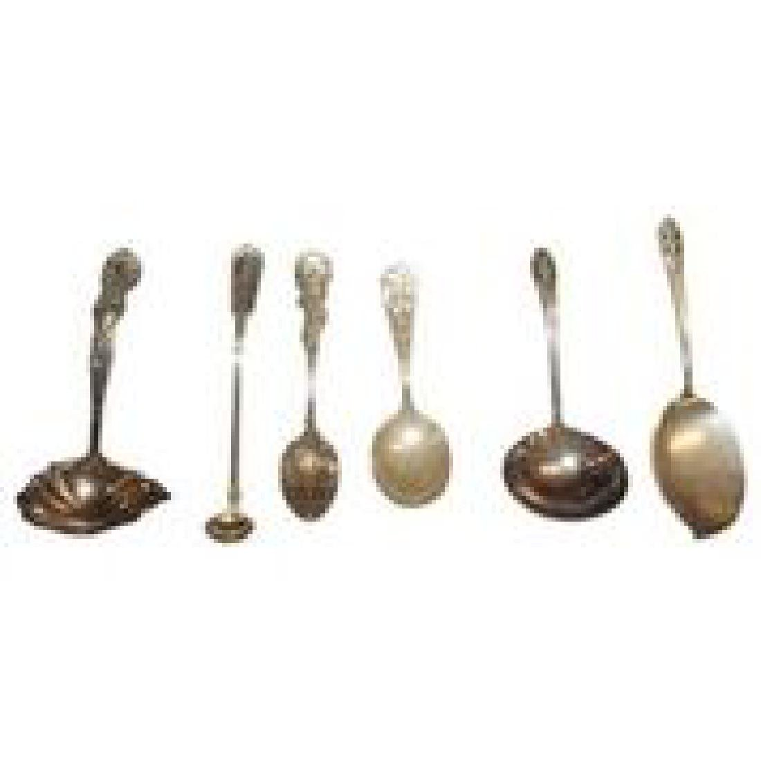 6 Sterling Items