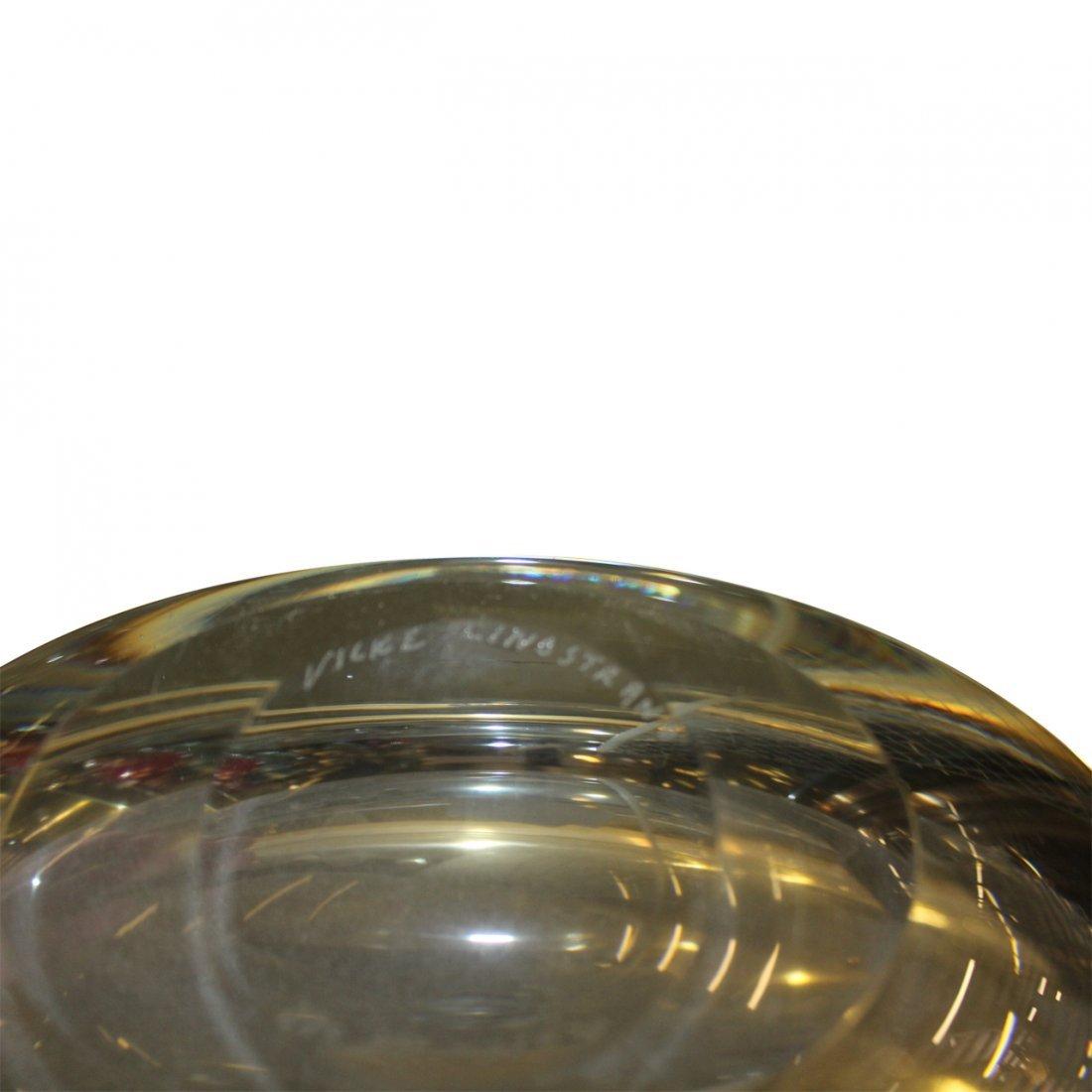 Large Vickie Lindstrand Vase - 3